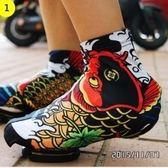 ♥巨安購物網♥【BK066】XINTOWN公路車單車鞋套~為你的卡鞋添新衣吧
