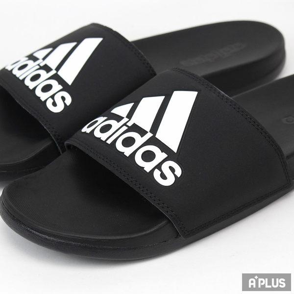 Adidas 男 ADILETTE COMFORT 愛迪達 拖鞋- CG3425