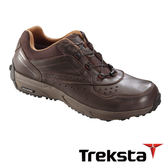 Treksta HANDS FREE 108 男休閒鞋 (首創免用手綁鞋帶)  咖啡 戶外|健行鞋 KR16DM
