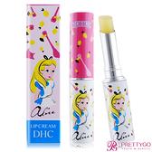 DHC 純橄欖護唇膏-迪士尼公主系列 春季限定版(1.5G)X2-愛麗絲【美麗購】