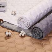 全棉床墊保護墊防滑水洗床護墊1.5m1.8薄款墊被酒店保潔墊床褥子 歐韓時代