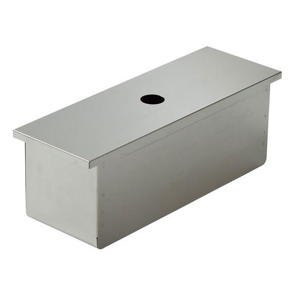 [Snow Peak] IGT 不鏽鋼置物盒 1/2 (CK-025)