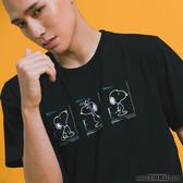 CB x Snoopy X光短T