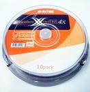 【奇奇文具】RITEK DVD+RW 4x 4.7GB/10入