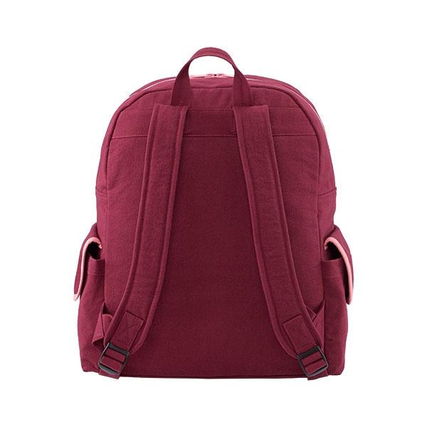 微春野餐風後背包/手提包/拼布包包