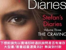 二手書博民逛書店Stefan s罕見Diaries 3: The Craving (The Vampire Diaries)[吸血