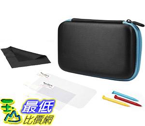 [8美國直購] 便攜包 Amazonbasics Carrying Case for New Nintendo 2DS XL With 3 Stylus Pens And 2 Screen Protectors