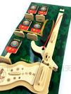 【收藏天地】童玩世界*橡皮筋木槍免組裝馬...