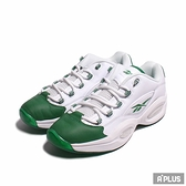 REEBOK 男 籃球鞋 QUESTION LOW 白綠-GZ0367