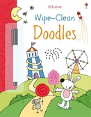 Wipe-Clean Doodles Practise Pen Control 可擦拭練習本:創意塗鴉篇