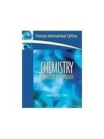 二手書博民逛書店《Chemistry:A Molecular Approach》