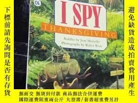 二手書博民逛書店I罕見spy thanksgivingY12498