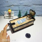 萬圣節減壓玩具創意硬幣投籃機存錢罐投幣機舒緩壓力新奇生日禮物 【創時代3c館】