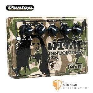Dunlop DD11 效果器【MXR DIME DISTORTION/DD-11】