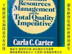 二手書博民逛書店Human罕見Resources Management and