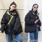 冬季韓版學生加厚面包服羽絨小棉衣女短款b...