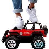超大遙控車越野車充電遙控汽車兒童玩具男孩玩具車賽車電動大腳車