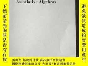 二手書博民逛書店結合代數(英文版)罕見Assiative algebrasY12530 Richard S. Pierce S