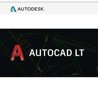 ★全新品 含稅 免運費 公司貨★ Autodesk AutoCAD LT 2018 二年版電子授權版 PKC 金鑰卡