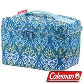 Coleman CM-22228 4L藍葉圖騰保冷袋
