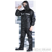 雨衣雨褲套裝男士加厚防水全身摩托車電瓶車分體成人徒步騎行雨衣『新佰數位屋』