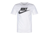NIKE服飾系列-AS M NSW TEE ICON FUTURA 男款黑LODO白色上衣-NO.AR5005101