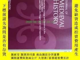 二手書博民逛書店Journal罕見of medieval history 09 2017 中世紀歷史學術期刊考研Y14610