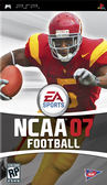 PSP NCAA Football 2007 NCAA 美國大學美式足球2007 (美版代購)