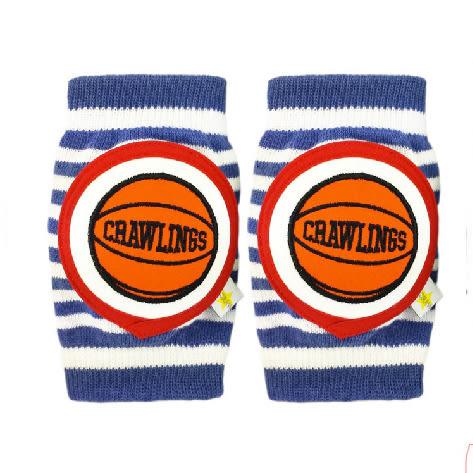 里和Riho 美國Crawlings趴趴爬護膝套 籃球後衛 兒童護膝 防護套 貝嫂愛用
