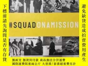二手書博民逛書店BREITLING罕見#squad on amission 百年