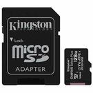 全新 KingSton 金士頓 SDCS2/128GB 128G microSDXC TF UHS-I A1 V10 記憶卡