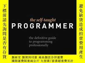 二手書博民逛書店The罕見Self-taught ProgrammerY256260 Cory Althoff Indepen