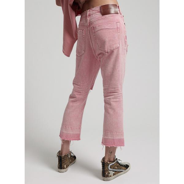 ONETEASPOON EVIL EYE HOOLIGANS牛仔褲