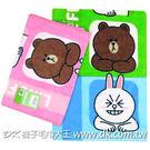 LINE 饅頭人 熊大 兔兔 童巾 ~DK襪子毛巾大王