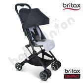 Britax - Compact 單手收摺疊登機車 淺灰
