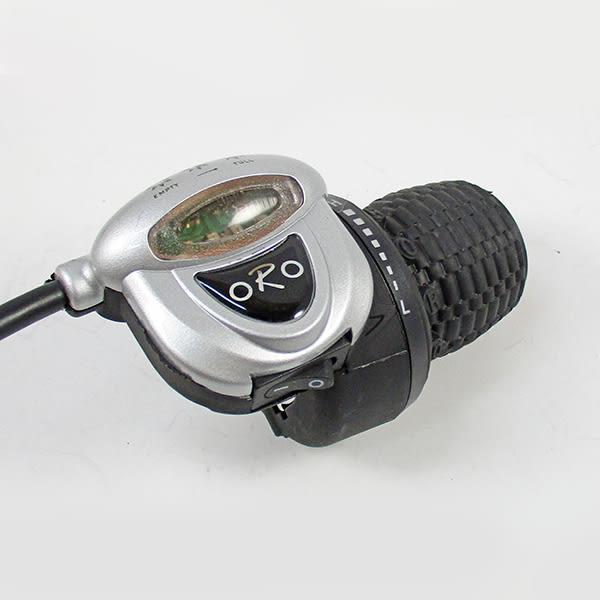 勝一 加速把手 電量 轉把 油門 電動腳踏車 20S 20F 24S【康騏電動車】電動車
