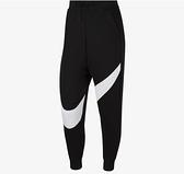 Nike 女款黑色大勾棉質縮口長褲-NO.CV8661010
