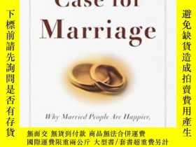 二手書博民逛書店Case罕見For Marriage, The-結婚的案子Y436638 Linda Waite; Magg.