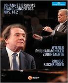【停看聽音響唱片】【DVD】布拉姆斯:兩首鋼琴協奏曲