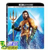 [COSCO代購] W123668BD - 水行俠 UHD+BD 雙碟限定版 (2碟)