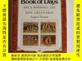 二手書博民逛書店The罕見Illuminated Book of DaysY34