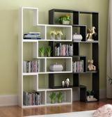 (低價促銷)簡約現代組合書櫃書架多功能創意置物架酒櫃玄關隔斷展示櫃xw