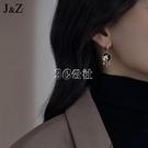 耳環 耳環女氣質設計感小眾耳飾新款潮高級耳墜復古法式耳釘