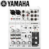【敦煌樂器】YAMAHA AG06 混音器