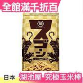 【黑糖口味 70g×12袋入】日本 東京都 名產 湖池屋 究極玉米棒 玉米餅 零食 餅乾【小福部屋】