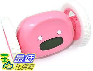 _a@[玉山最低比價網] 會跑的 輪子 電子鬧鐘/時鐘 貪睡功能 也可以當玩具車 (22797_k102)