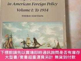二手書博民逛書店Major罕見problems in Ameirican foreign policy Volume I:To 1