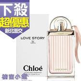 Chloe Love Story 愛情故事 晨曦 女性淡香水 75ml TESTER