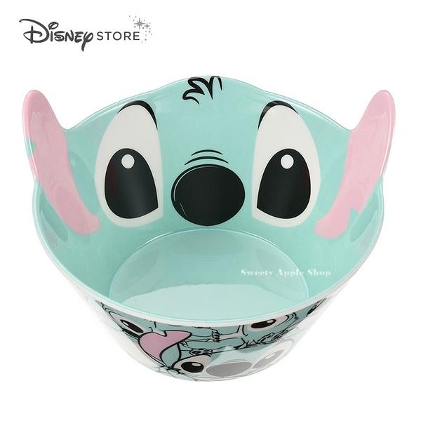 (現貨&日本實拍) 日本 DISNEY STORE 迪士尼商店限定 史迪奇 大臉版 造型餐碗