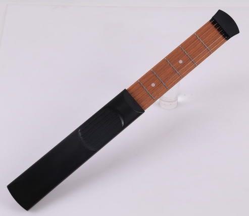 【NF301】六品口袋吉他 爬格子練習器木吉他木吉他 電吉他 移調夾 攜帶式吉他 6格 6品